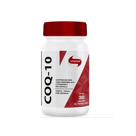 COQ-10 Coenzima 30 Caps. - VITAFOR
