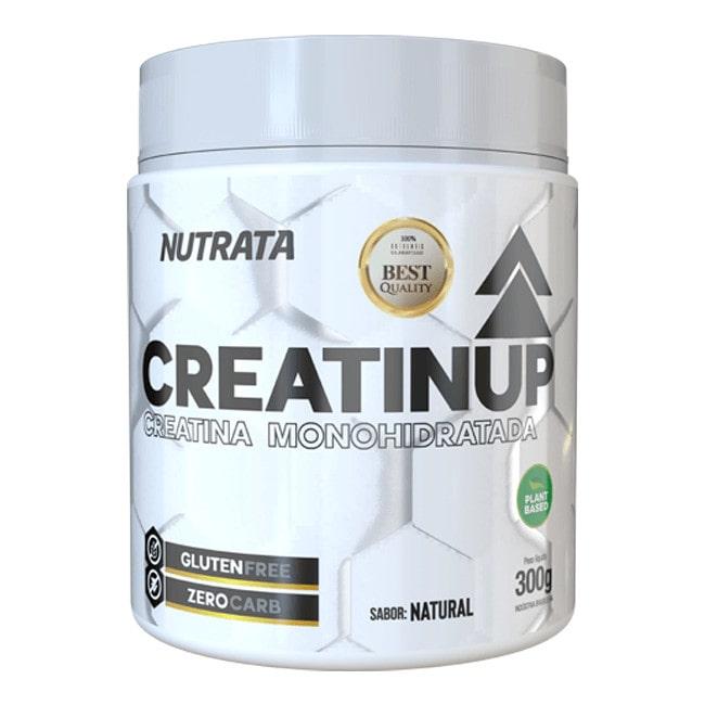 Creatin Up Creatina Monohidratada 300g - Nutrata