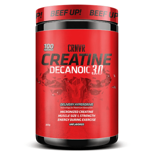 Creatina Decanoic 3.0 300g - CRNVR Nutrition