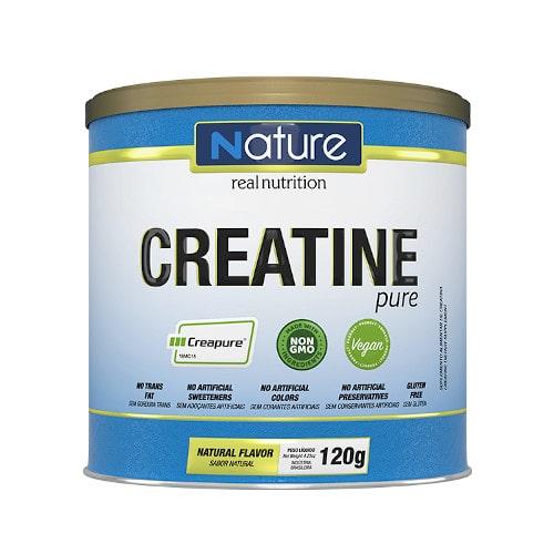 Creatina Pure Creapure 120g - Nature Real Nutrition