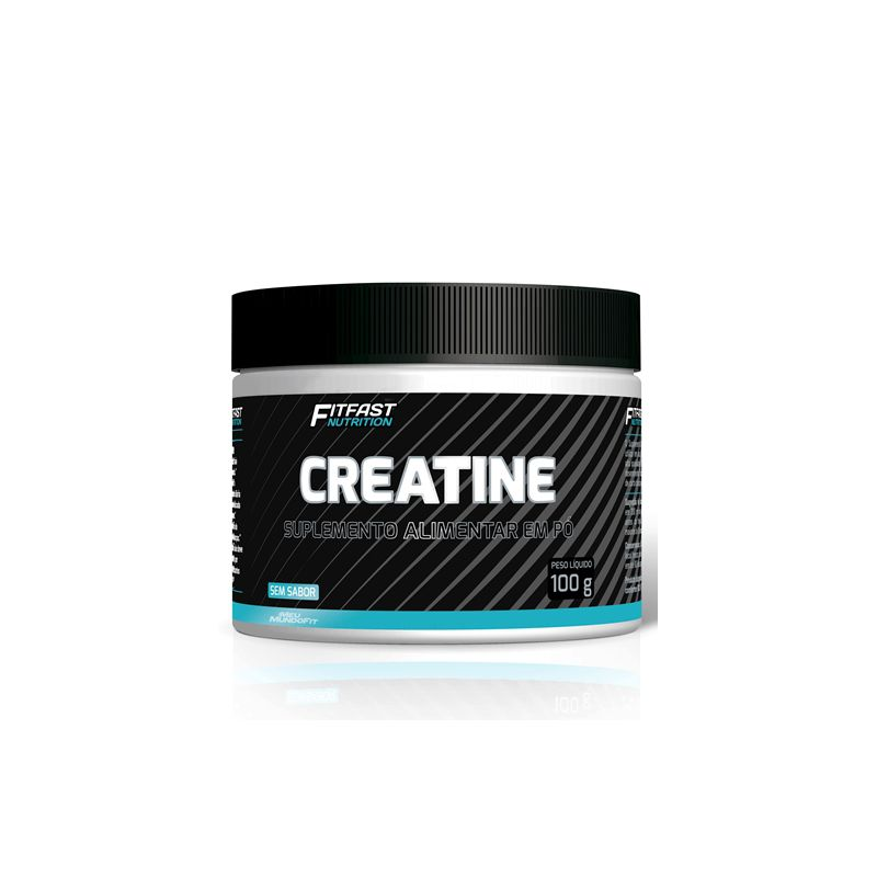 Creatine 100g - Fit Fast