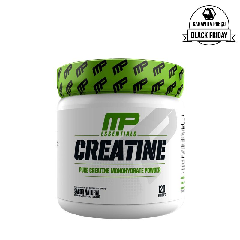 Creatine 300g - Muscle Pharm  - BC Suplementos
