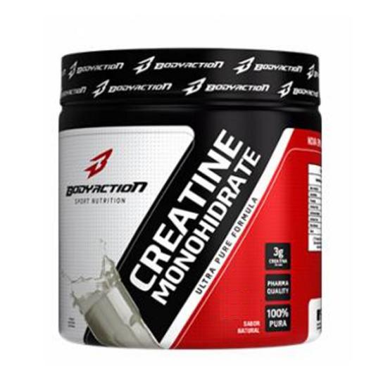 Creatine Monohidrate 300g - Body Action