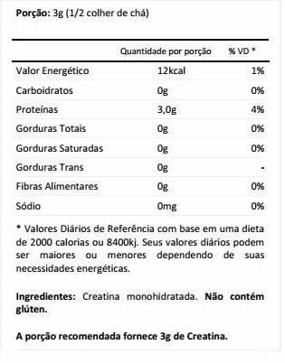 Creatine Powder 150g (Black Line) - Optimum Nutrition