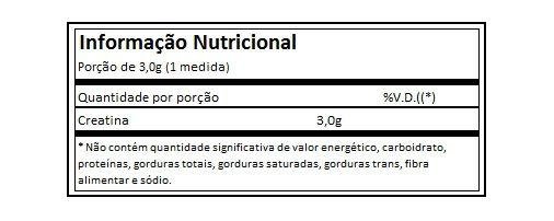 Creatine Powder 300g - 3VS Nutrition