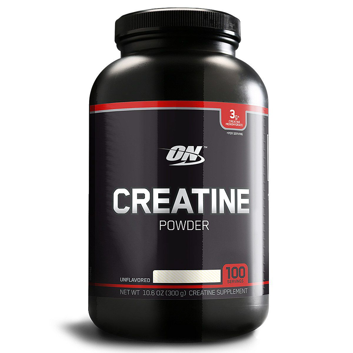 Creatine Powder 300g (Black Line) - Optimum Nutrition