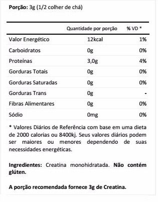 Creatine Powder 300g (Black Line) - Optimum Nutrition