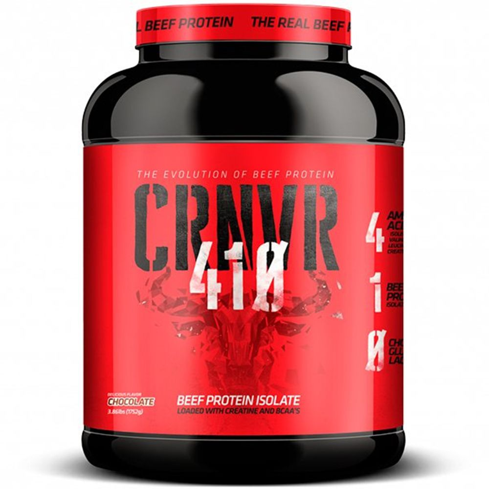CRNVR 410 Beef Protein Isolate 1,75Kg - CARNIVOR