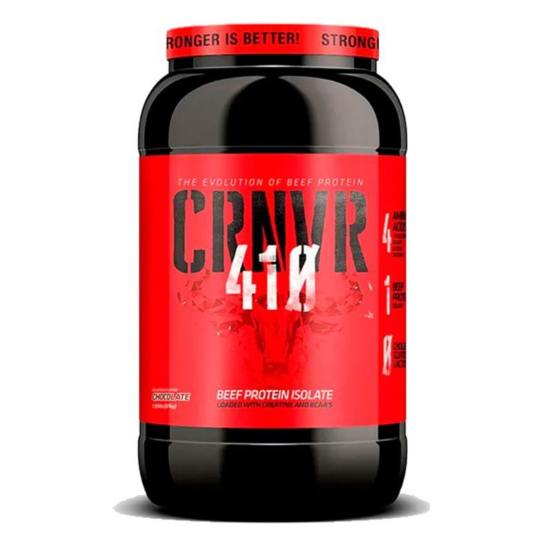 CRNVR 410 Beef Protein Isolate 876g - CRNVR Nutrition