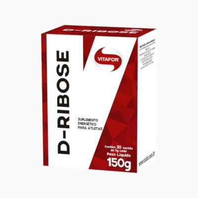 D-Ribose 30 Saches de 5g - Vitafor
