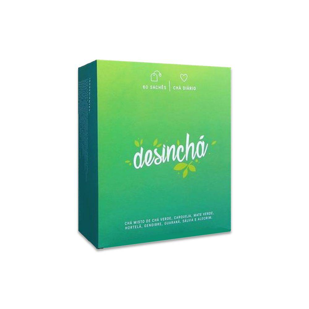 Desinchá 60 Sachês - Desinchá