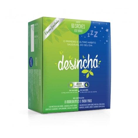 Desinchá Dia + Noite 60 Saches - Desin