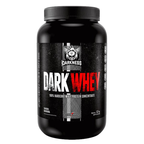 Dark Whey 100% 1,2kg - Integralmedica