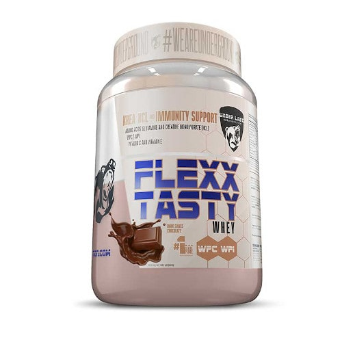 Flexx Tasty Whey 900g - Under Labz