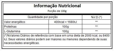 Glutamina 300g (Black Line) - Optimum Nutrition