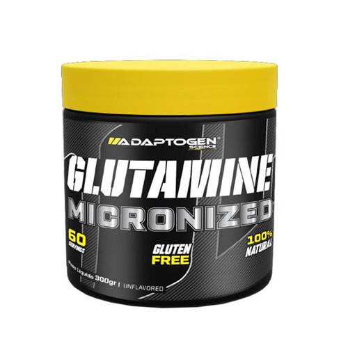 Glutamina Platinun Series 300g - Adaptogen