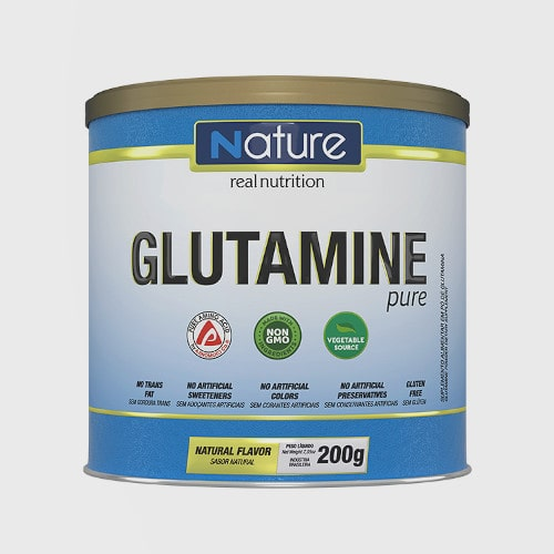 Glutamina Pure 200g - Nature Real Nutrition