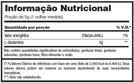 Glutamine Fermented 1Kg - Adaptogen