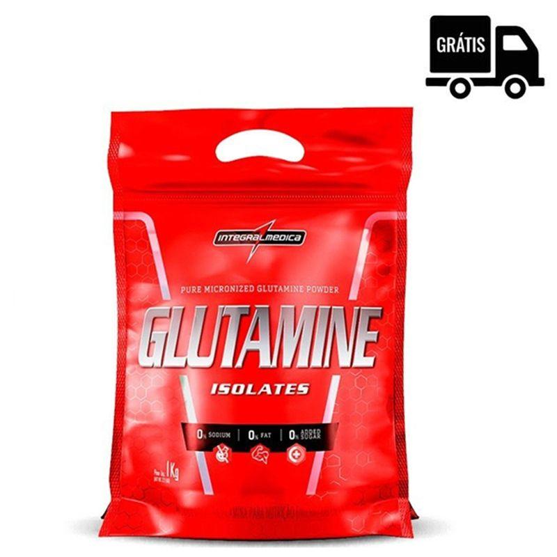 Glutamine Natural Pouch 1kg - IntegralMedica
