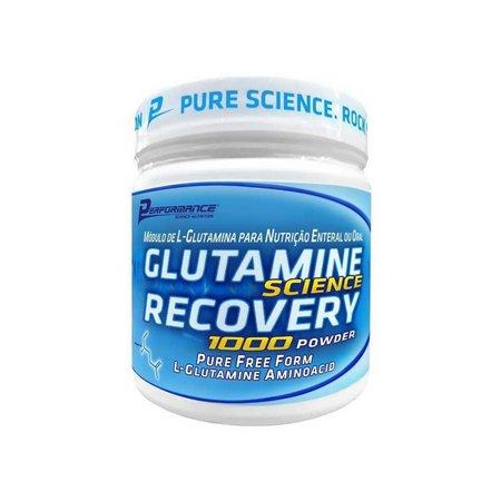 Glutamine Recovery 300g - Performance