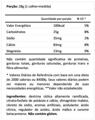 Glycofuse 1,68Kg - Gaspari Nutrition