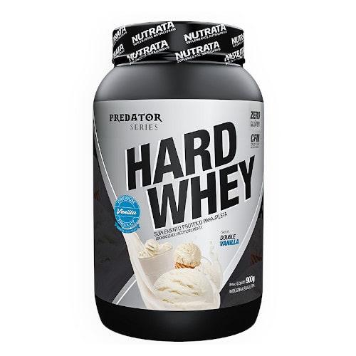 Hard Whey Protein 900g - Nutrata