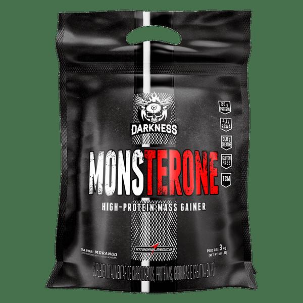 Hipercalórico Monsterone Refil 3kg - Integralmedica
