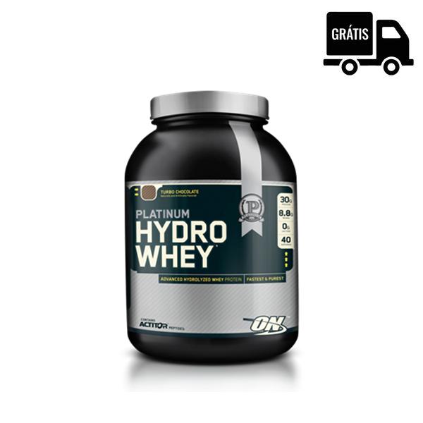 Hydro Whey Platinum 1,59Kg - Optimum Nutrition