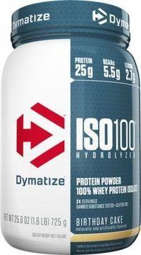 ISO 100 Hydrolyzed 1.6lb (725g) - Dymatize