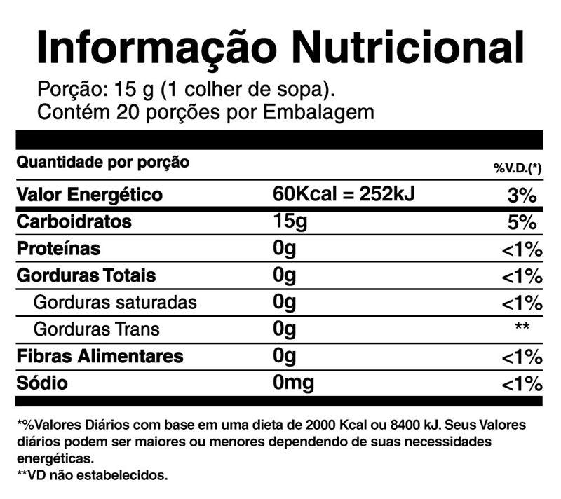 ISO Palatinose 300g - Performance