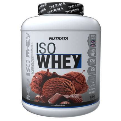 ISO Whey 1,8Kg - Nutrata