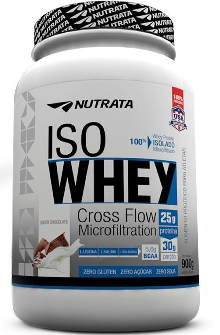 ISO Whey 900g - Nutrata