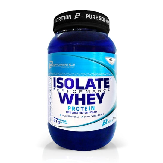 ISO Whey 909g - Performance