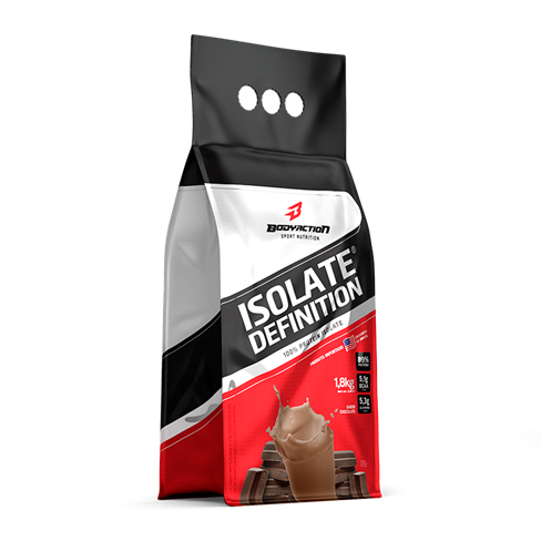 Isolate Definition Refil 1,8kg - Bodyaction