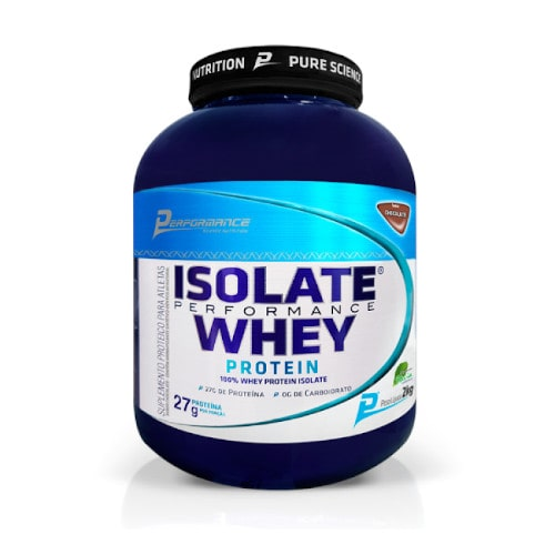 Isolate Whey 2,27kg - Performance Nutrition
