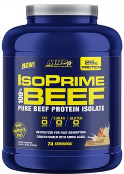 IsoPrime 100% Beef Protein 2,07kg - MHP