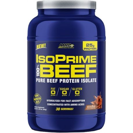 IsoPrime 100% Beef Protein 792g - MHP