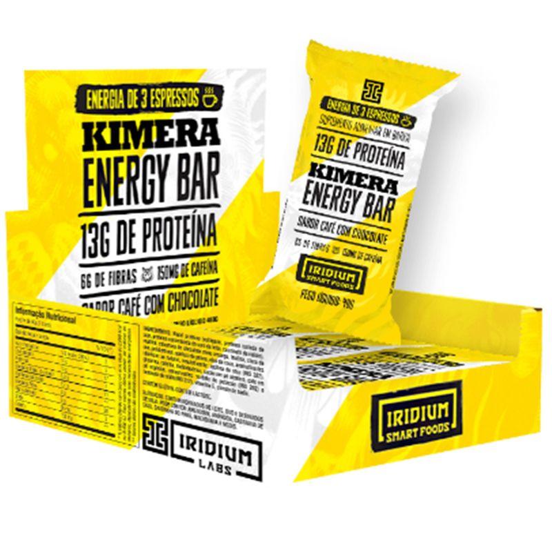 Kimera Energy Bar 12 Uni. - Iridium Labs