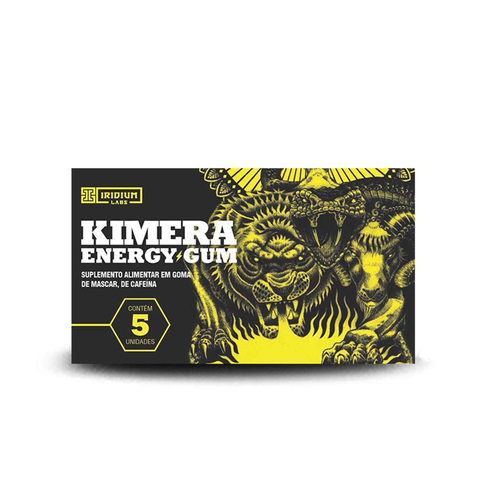 Kimera Energy Gum 5 Uni. - Iridium Labs