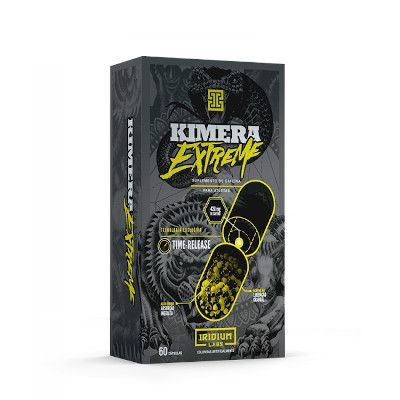 Kimera Extreme 60 Caps. - Iridium Labs