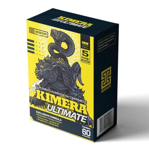 Kimera Ultimate 60 Caps - Iridium Labs