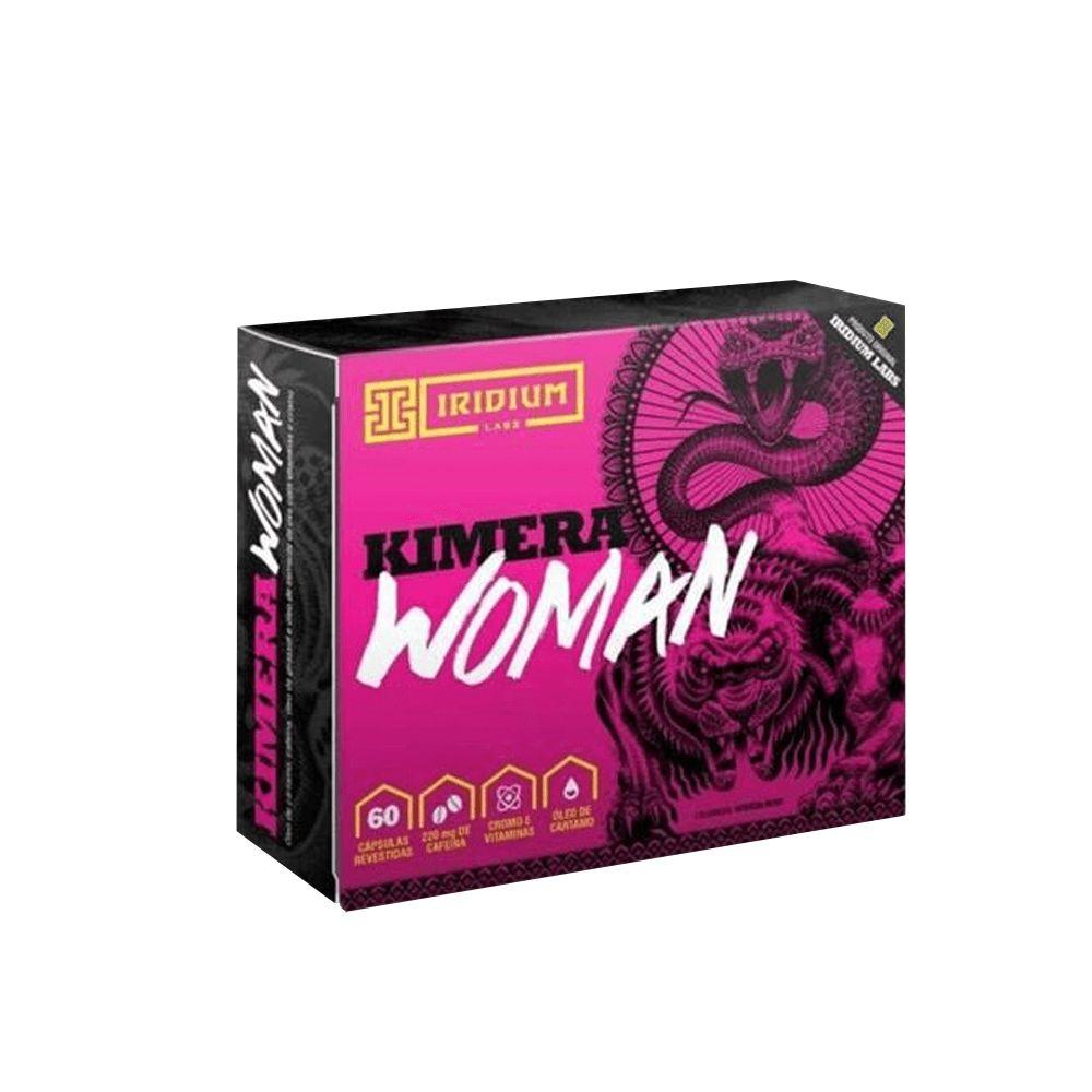 Kimera Woman 60 Caps. - Iridium Labs