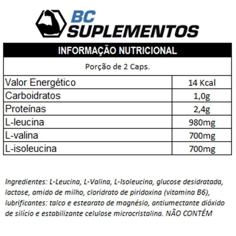 KIT: 100% Pure Whey 825g + BCAA 2400 60 Tabs. + Brinde