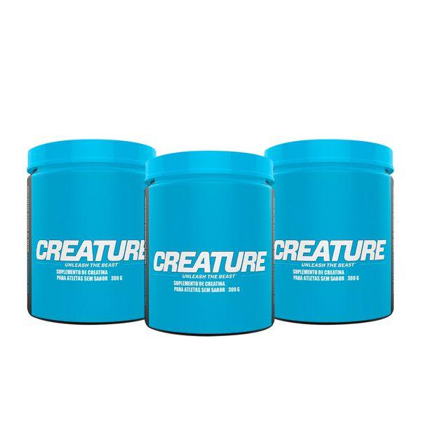 KIT: 3x Creature 300g - Beast Sports