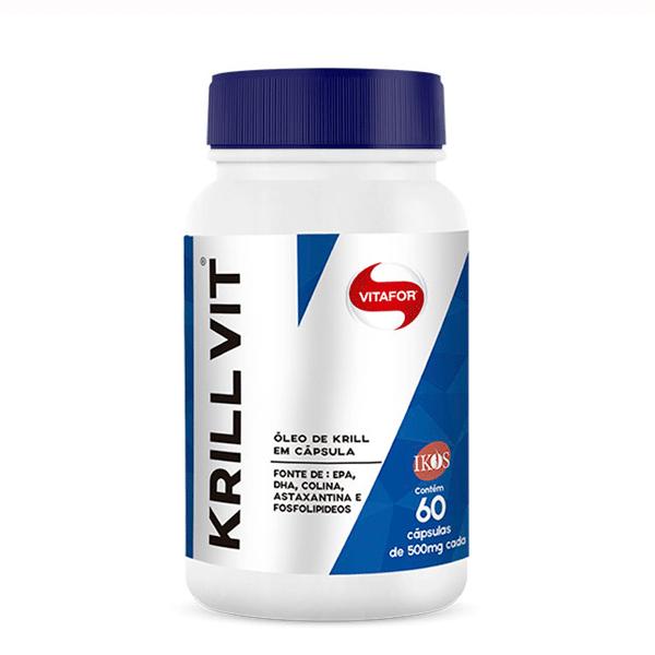 KRILL VIT 60 Caps. - VITAFOR