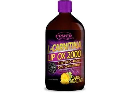 L-Carnitina 480ml - Power Supplements