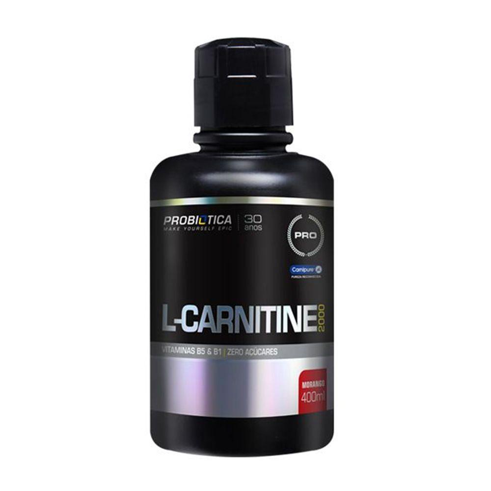 L-Carnitine 2000mg 400ml - PROBIOTICA