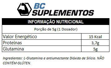 L-Glutamine 300g - Fit Fast