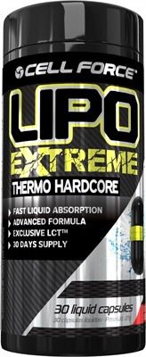 Lipo Extreme 30 Caps. - Cell Force
