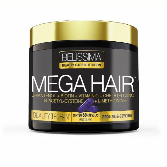 Mega Hair 60 Caps - Belissima